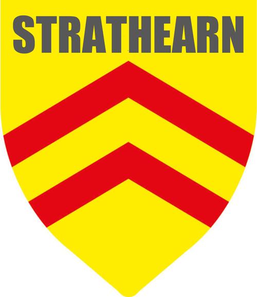 Image: Strathearn Logo