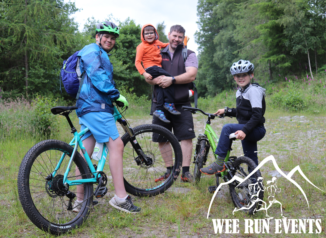 Image: Wee Run Events Family